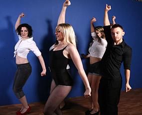 Dance Classes - Dance Parties