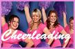 Cheerleading Dance Class Hen Party Activity