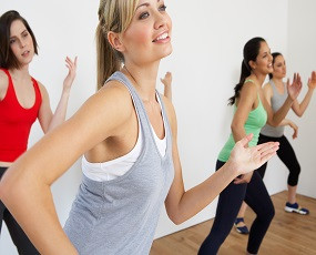 Dance Classes Hen Party Activity