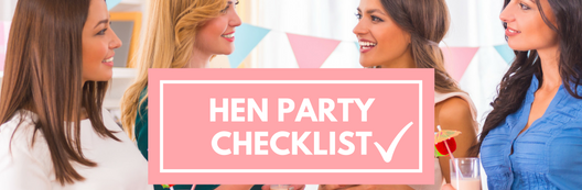 Get Your Free Hen Party Planning Checklist here