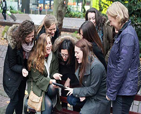 Smartphone Hen Party Treasure Hunt Activity