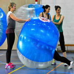 Zorb Bubble Games Hen Party
