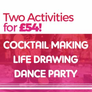 Special Offers on Life Drawing Parties